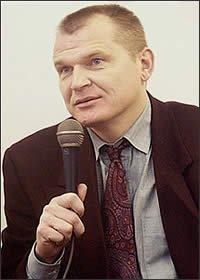 Наш новый главный тренер - СЕРГЕЙ ГОРЛУКОВИЧ