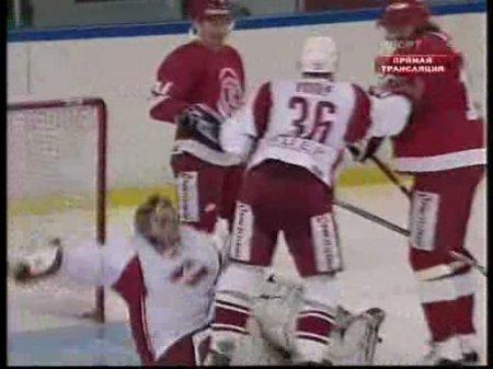 """""""Спартак"""" (Москва) 3 - 1 """"Витязь"""" (Чехов)"""