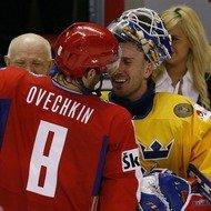 Россия - Швеция - 3:2 (0:1, 1:1, 2:0)