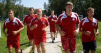 Фарм-клуб «Витязя» начал предсезонную подготовку
