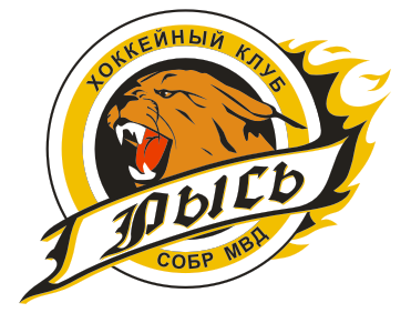 """НОВЫЙ ЛОГОТИП ХК """"РЫСЬ"""" ПОДОЛЬСК"""